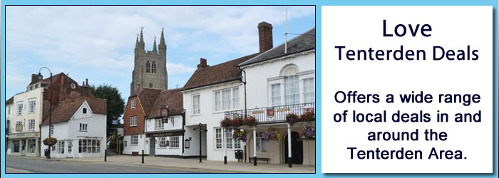 Love Tenterden Deals - Tenterden High Street