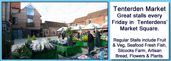 Love Tenterden Deals - The Cellars Market