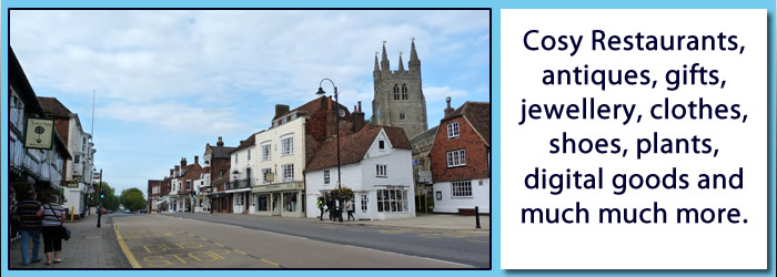 Love Tenterden Deals - High Street